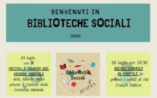 BIBLIOTECHE SOCIALI